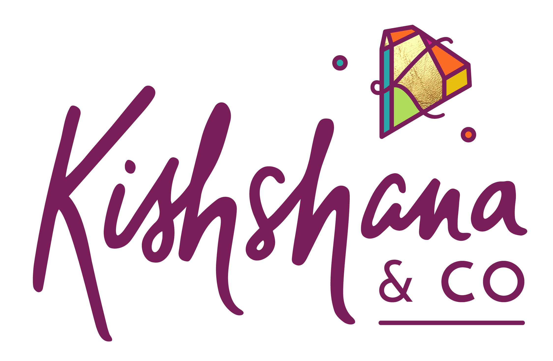 Kishshana Full Logo Menu